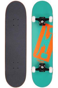 "Trap Skateboards Truck Logo C SP12 7.75"" Komplettboard (turquoise)"