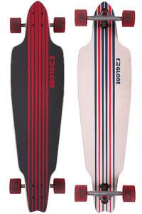 "Globe Prowler 38.5"" (97,8cm) Komplett-Longboard (white blue red)"