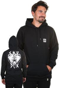 SK8DLX Grizzly Love Snow Hoodie (black)
