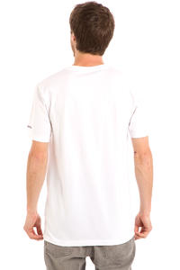 Cleptomanicx Möwe T-Shirt (white)