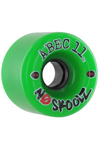 ABEC 11 No Skoolz 65mm 81A Wheel (green) 4 Pack