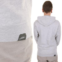 JSLV Signature Hoodie (athletic heather)