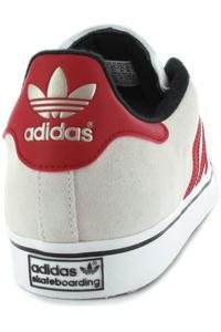 adidas Campus Vulc Schuh (white university red)