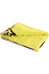 Cleptomanicx Zitrone 2C Handtuch (bright yellow)