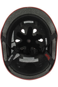 PRO-TEC X Spitfire The Classic Helm (red)