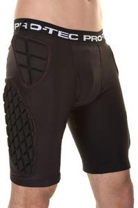 PRO-TEC Lo-Pro Protektorhose (black)