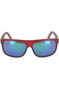 Dragon Wormser Sonnenbrille (matte merlot green ion)