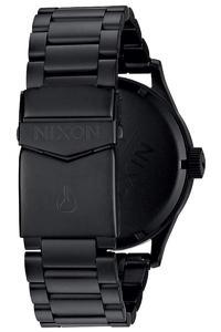 Nixon The Sentry SS Uhr (all black lum)