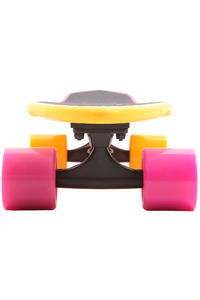 """Dusters Ace 24"""" (61cm) Cruiser (neon sunset fade)"""