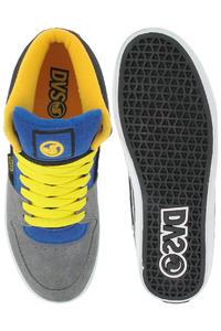 DVS Clip Suede Schuh (grey black)
