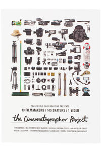 Transworld The Cinematographer Project DVD