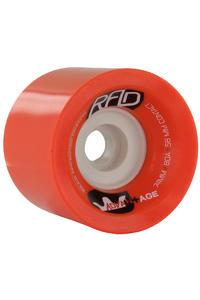 R.A.D. Advantage 74mm 80A Rollen (red) 4er Pack