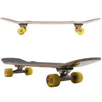 "Loaded Kanthaka 8.625"" x 36"" (91cm) Komplett-Longboard Independent-Setup"