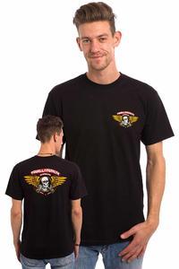 Powell-Peralta Winged Ripper T-Shirt (black)