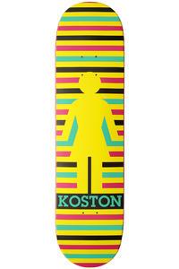 "Girl Koston Geo 8.25"" Deck (multi)"