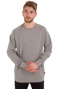 DC Core Crew Sweatshirt (heather grey)