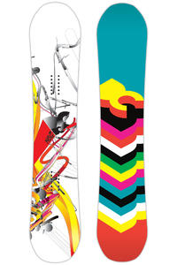 DC Ply 146cm Snowboard 2013/2014  women