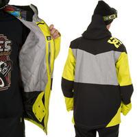 DC Torstein Snowboard Jacke (drizzle)