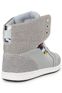 Etnies Woozy Schuh women (light grey black)