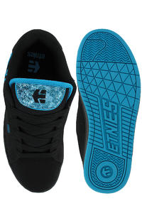 Etnies Fader Schuh women (black white turquoise)
