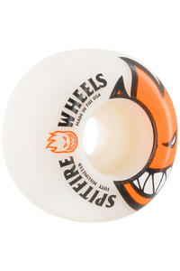Spitfire Bighead 50mm Rollen (orange white) 4er Pack