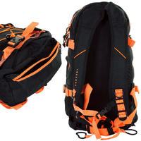 Forvert Ice Louis Rucksack 20L (black orange)