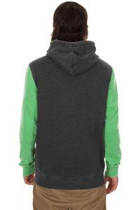 Hurley Burnout Zip-Hoodie (black)