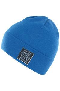 Cleptomanicx Beaneon Mütze (neon blue)