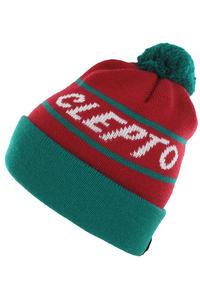 Cleptomanicx Snow Patrol Mütze (alpine green)