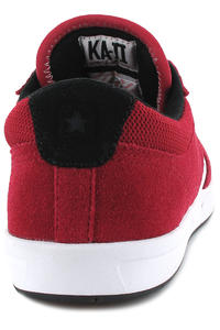 Converse KA-II Ox Suede Schuh (chili white black)