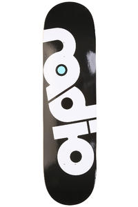 """Radio OG Logo 8.125"""" Deck (black)"""