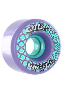 Cult ISM 63mm 85A Rollen (purple) 4er Pack