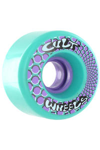 Cult ISM 63mm 85A Rollen (green) 4er Pack