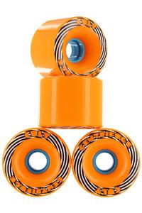 Cult Centrifuge CS 71mm 83A Rollen (orange) 4er Pack