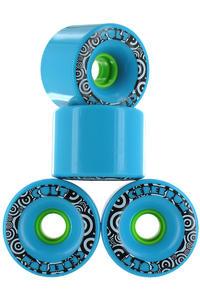 Cult Cerebrum CS 71mm 80A Rollen (blue) 4er Pack