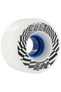 Cult ISM TFR 63mm 89A Rollen (ice blue) 4er Pack
