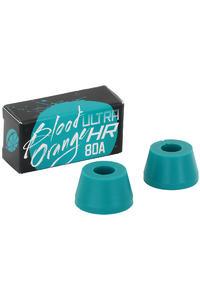 Blood Orange Ultra HR Cone 80A Bushings (aqua)
