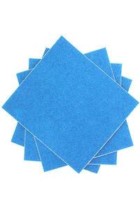 """Landyachtz Hammer 11"""" x 11"""" Griptape (blue) 4er Pack"""