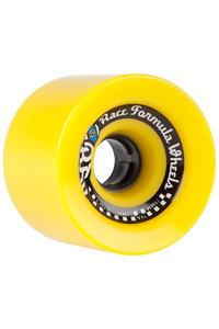 Sector 9 Race Formula 74mm 78A OS Rollen (yellow) 4er Pack