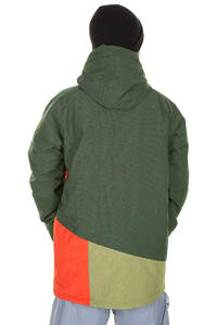 Quiksilver Pillow Snowboard Jacke (military)