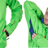 Quiksilver Form Snowboard Jacke (grasshopper)