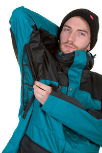Quiksilver Roger That Insulated Snowboard Jacke (anthracite)