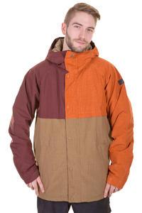 Quiksilver Decade Snowboard Jacke (rust)