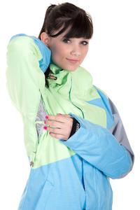 Zimtstern Sarin Snowboard Jacke women (sky)