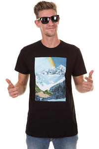 Burton Sunnyside T-Shirt Slim Fit (true black)