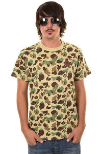 Burton Halfhitch Premium T-Shirt (duck camo)