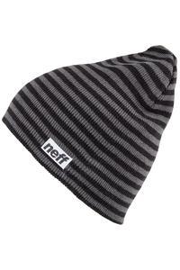 Neff Duo Stripe Mütze (black grey)