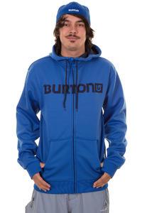 Burton Bonded Snow Zip-Hoodie (cyanide)