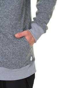 Burton Philo Fleece Snow Zip-Hoodie (ash heather)