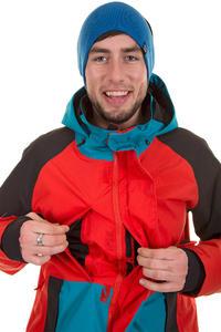 Burton Pole Cat Snowboard Jacke (burner colorblock)
